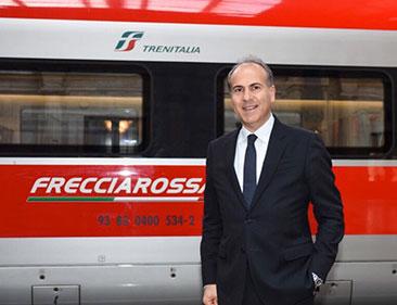Gianfranco Battisti, AD FS