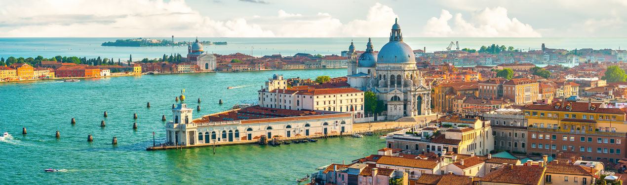 Photo: Landscape of Venice